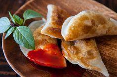 Mushroom Tofu Potstickers   26 Recipes That Will Make You Love Tofu