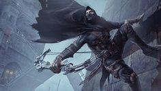 Thief! New game scheduled to release sometime after the new Xbox release!