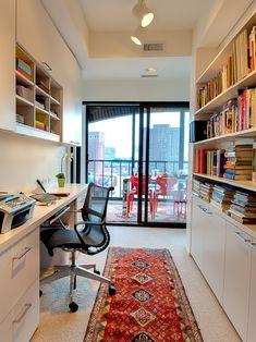 Home office Minneapolis