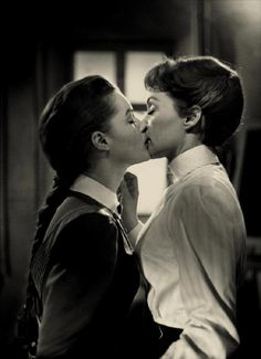 Retrogasm — A kiss is just a kiss… I have been informed it is...