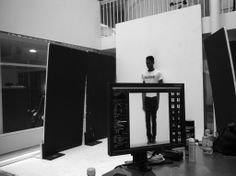 A.P.C. Shooting / Backstage