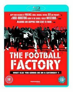 772c8072547ed The Football Factory  Blu-ray   Region Free   Amazon.co.uk  Danny Dyer