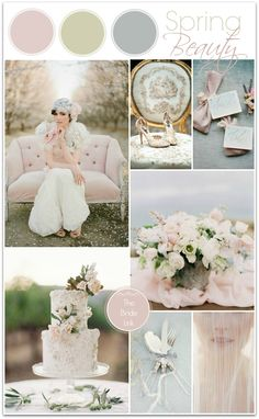 5 Must Haves for a Stunning Spring Wedding - a pretty colour palette Wedding Color Schemes, Wedding Colors, Wedding Flowers, Colour Schemes, Trendy Wedding, Perfect Wedding, Dream Wedding, Wedding Themes, Wedding Decorations