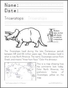stegosaurus worksheet for primary grades free to print science dinosaur worksheets. Black Bedroom Furniture Sets. Home Design Ideas
