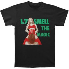 L7 Men's Smell The Magic T-shirt Large Black