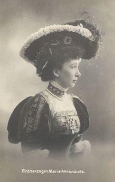 Archduchess Maria Annunziata