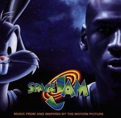 Space Jam soundtrack...