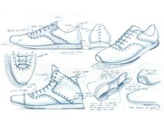 Trendy Ideas For Basket Dessin Chaussure Shoe Sketches, Fashion Sketches, Sneakers Sketch, Baskets, Sketches Tutorial, Asics Men, Shoe Art, Sketch Design, Boyfriend Gifts