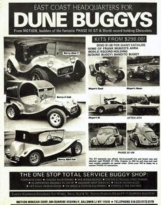 Just A Car Guy : dune buggy