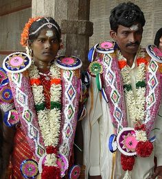 Bride and Groom, India