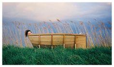 The Bath-boat designed by Wieki Somers.