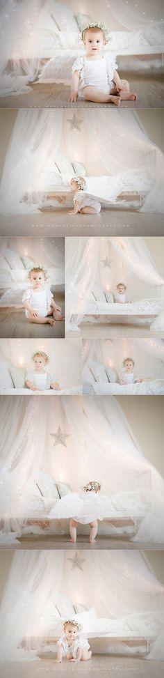 one year old little girl www.munchkinsandmohawks.com