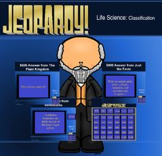 Jeopardy is a fun interactive way to help your students review for a number of…