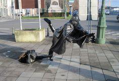 Arte. 30 estátuas sem limites na imaginação
