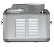 For frozen treats when the mood strikes you, the Cuisinart Supreme Commercial Quality Ice Cream Maker is always ready to be pressed into service Ice Cream Maker Reviews, Best Ice Cream Maker, Make Ice Cream, Homemade Ice Cream, Commercial Ice Cream Maker, Frozen Yogurt Maker, Supreme, Specialty Appliances, Small Appliances