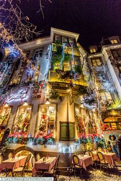 Strasbourg is known at the Capitale de Noël, or Capital of Christmas, and it positively sparkles - find out about its Christmas Markets & more. Strasbourg, Visit France, You Are The World, Dream City, Places Of Interest, Travel Memories, France Travel, Vacation Destinations, Travel Photos