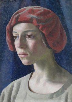 Dod Procter (born Doris Margaret Shaw, 1890 – 1972): English artist, & wife of artist Ernest Procter.  http://cloudfront1.webreality.co.uk/s3/wrimages/ww/PW210312/249.jpg