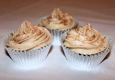 Oma's Appeltaart Cupcake