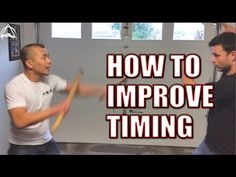 Wing Chun Applied Concepts Epi 3 : How To Improve Timing - Adam Chan - YouTube