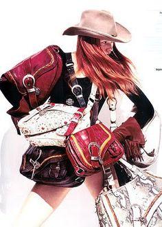 Saddle Bags and Purses