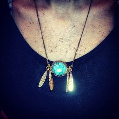 Vanessa Mooney Necklace at Bella Boutique in Springfield, IL