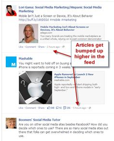 #Facebook News Feed Updates: How Marketers Should Respond to Story Bump