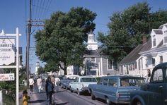 Street Scene, Provincetown, Massachusetts, 1966