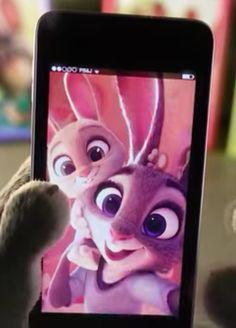 Judy Hopps' Cute As Heck Phone Background by Scamp4553.deviantart.com on @DeviantArt