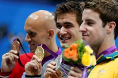 'Sweet! I won,' Adrian wins gold by a finger