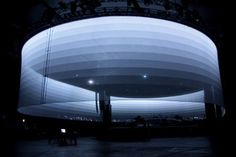 Stage set inspiration for Experience -Indochine Concert - Modulo-Pi EN Interactive Installation, Light Installation, Exhibition Display, Exhibition Space, Indochine Concert, Conception Scénique, Concert Stage Design, Instalation Art, Projection Mapping
