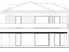 DOM.PL™ - Projekt domu PPE KLASYCZNY D33 CE - DOM EG1-26 - gotowy koszt budowy Dom, Floor Plans, Floor Plan Drawing, House Floor Plans