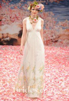 Claire Pettibone wedding dress - Fall 2013