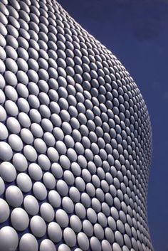 Selfridges, Birmingham, England.
