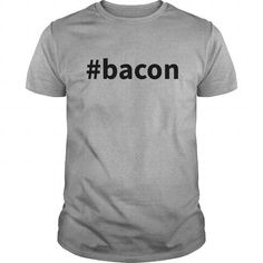Popular Hashtags? #Bacon - #appreciation gift #shower gift. GET IT => https://www.sunfrog.com/Funny/Popular-Hashtags-Bacon-Sports-Grey-Guys.html?68278