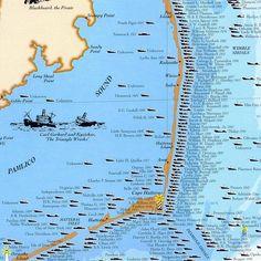 Shipwrecks of the Outer Banks, North Carolina