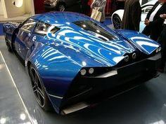Marussia B2 Super Car