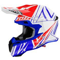 2016 Airoh Terminator 2.1 Helmet - Cut Gloss