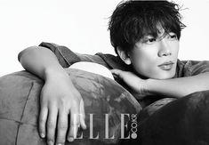 Ji Sung - Elle Magazine May Issue '15