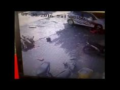 HARI INI - Video Rekaman FULL CCTV Kecelakaan Maut Beruntun - Cianjur
