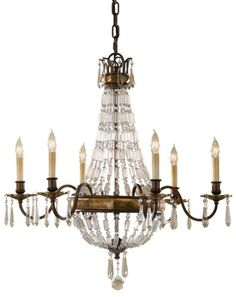 Murray Feiss F2461/6 Bellini Crystal Six Light Up Lighting Chandelier, Oxidized Bronze / British Bronze Murray Feiss,http://www.amazon.com/dp/B002HKC5YK/ref=cm_sw_r_pi_dp_hjsxsb1MHYMJTFAH