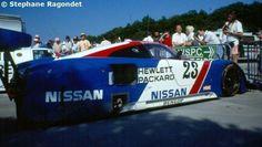 RSC Photo Gallery - World Sports Prototype Championship Dijon 1989 - Nissan R89C no.23 - Racing Sports Cars