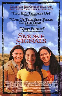 sherman alexie s the lone ranger and tonto fistfight to heaven vs film smoke signals About the film smoke signals(1998) is a film about indians,1 but it may not be what based loosely on sherman alexie's short novel entitled the lone ranger and tonto fistfight in heaven (1994), it won two.