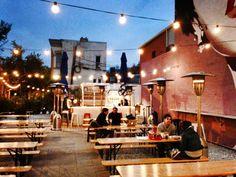 dacha beer garden in washington, d.c.'s shaw neighborhood