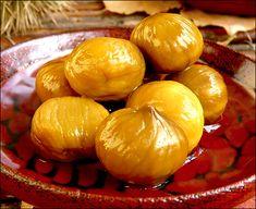 Kuri no Kanroni, Japanese chestnut compote