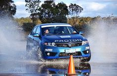 Proton Cars is proud to support Safe Drive Training. SDT offers a range of driver education products and training programs to private participants, education institutions, multinational companies, local industry, police and government departments. Proton has been involved with Safe Drive Training for more than a decade and is committed to helping train young Australians to be better and safer drivers.