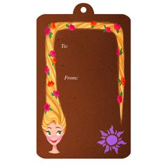 Take Your Gift Wrapping to the Next Level With These Disney Princess Gift Tags