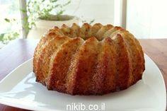 עוגת מייפל קפה / צילום : ניקי ב