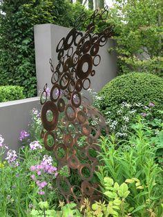 Andy Sturgeons copper circles