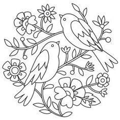 Las Flores - Dos pájaros