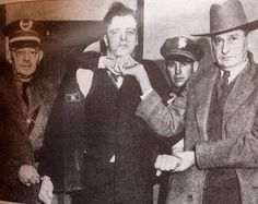 "Harry ""Handsome Harry"" ""Pete"" Pierpont was the only member of the Dillinger"